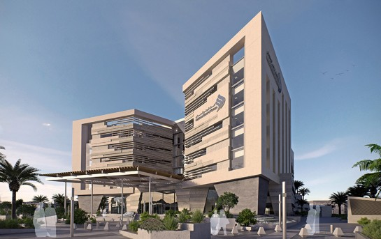 National Bank of Oman HQ